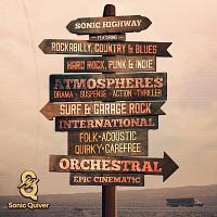 SQ100 - Sonic Road Trip