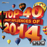RSM143 Top 40 Chart Influences 2014